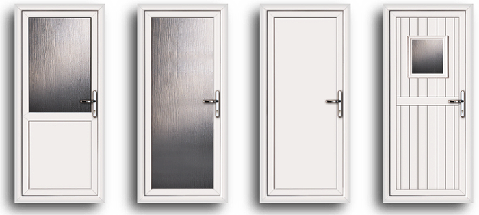 double glazed doors